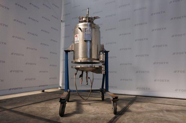 Seitz EF60.120CW - Nutsche filter
