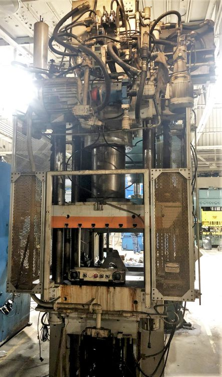 Larose 400 Ton Press