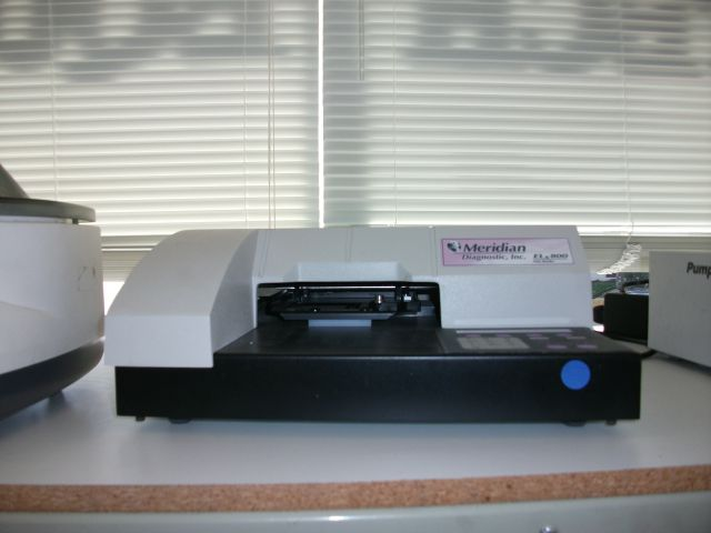 BioTek, Meridian ELx800 AutoReader