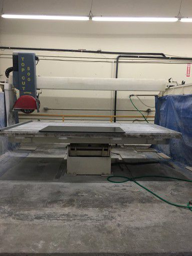 Other TOP CUT 500 CNC BRIDGE SAW