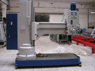 MAS VO50 2500 rpm
