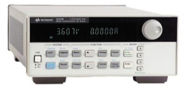 Agilent 66319D Test Equipment