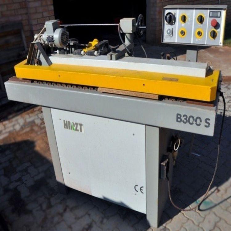 Hirzt B300, AUTOMATIC EDGEBANER