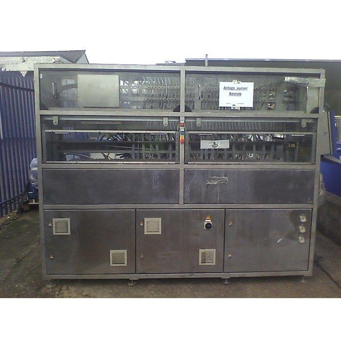 Vanwyk Systems Universal Compact Sample Dispenser