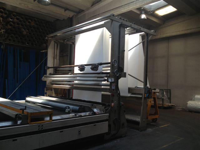 Reggiani HS 320, 330 Cm Flat printing machine