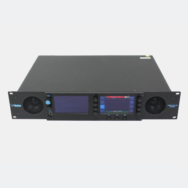 Wohler AMP2-16V-3G 16- Channel Audio/Video Processing Monitor