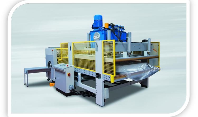 M-2100 Roll & Flat Mattress Packing Machine