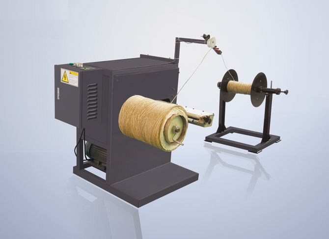 Fubang 1 FB-600 Paper String Rewinding Machine