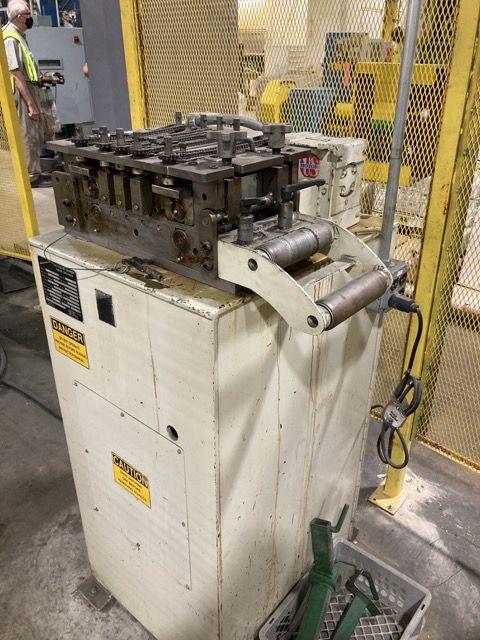 CWP 7 Roll Straightener  Model 6EFT