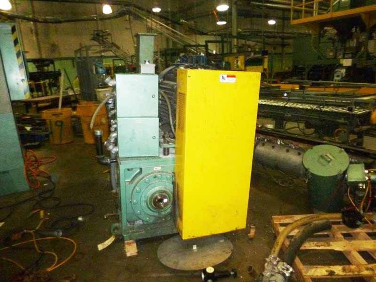 American Kuhne AK250-A/C-EXT, EXTRUDER