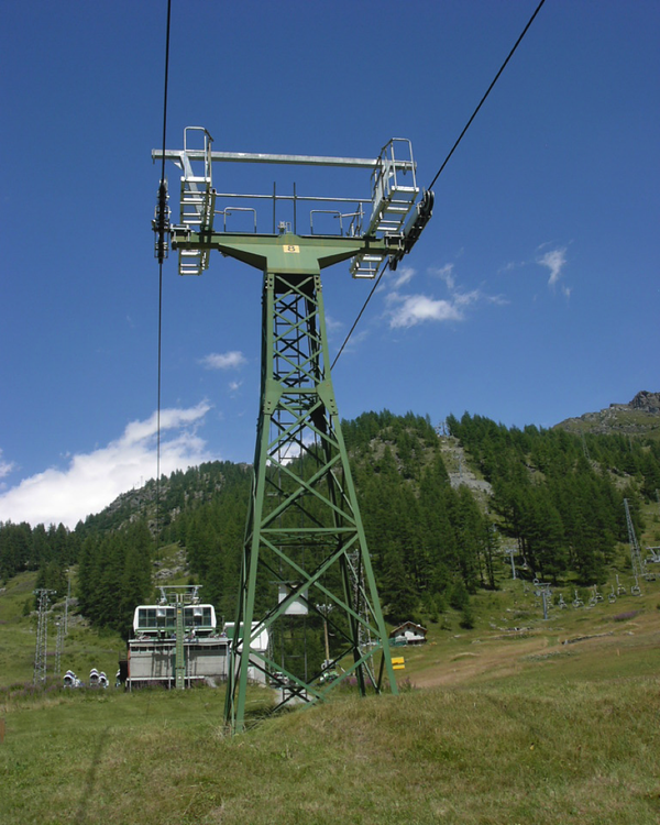 Others Two seater Chairlift