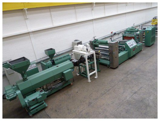 Welex Sheet Extrusion line