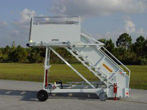 ADPS-6090, Passenger Stairs towable stairs