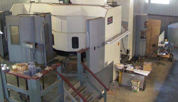 Mazak Integrex e1850V VBM Vertical Turning Machine