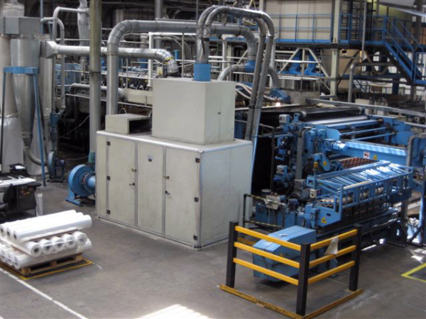 Colines Cast Film Extrusion Line