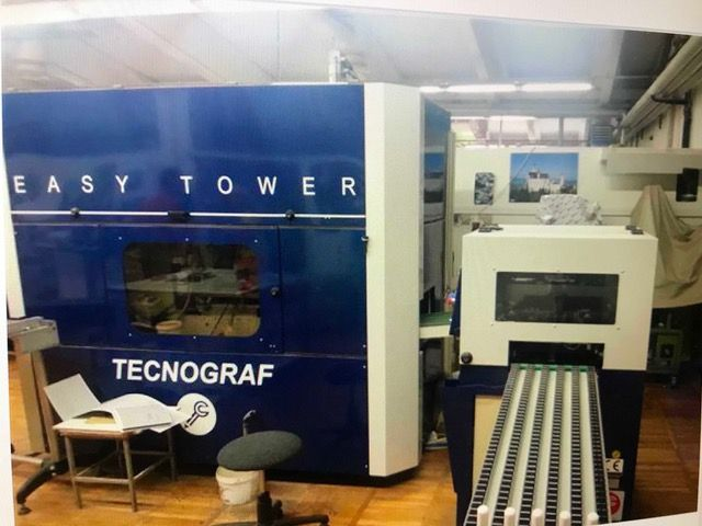 Tecnograf Easy Tower