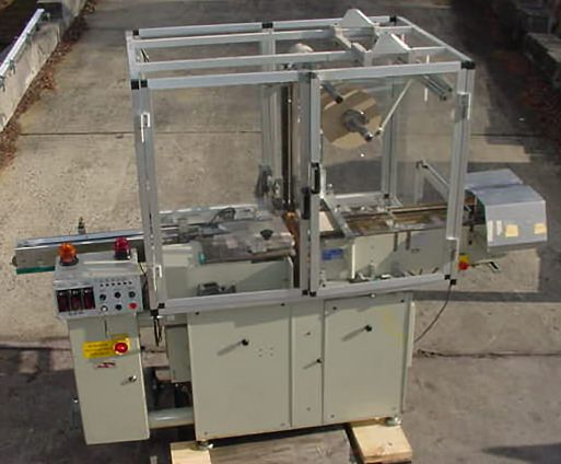 BDM Cellophane 15 to 250 mm wide x 10 to 60 mm high x 50 to 210 mm long Overwrapper/Bundler