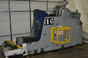 "Rowe COIL CRADLE/STRAIGHTENER COMBINATION 10,000 lbs x 24"" capacity"