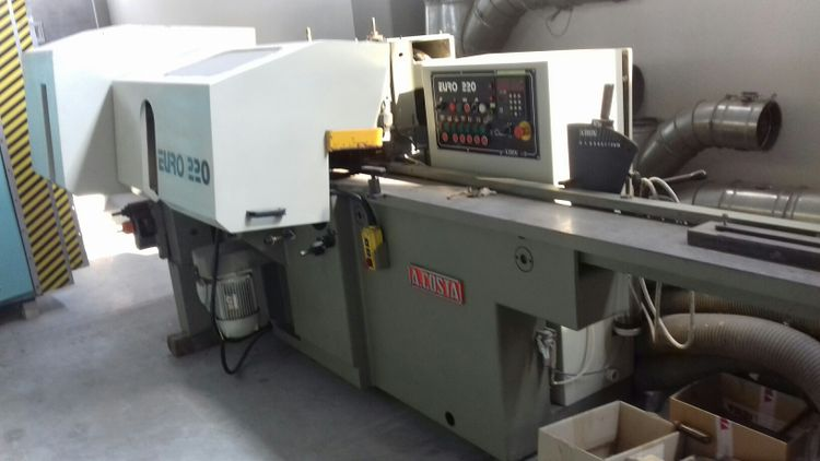 Costa Euro 220, FOUR SIDED MOULDER MACHINE