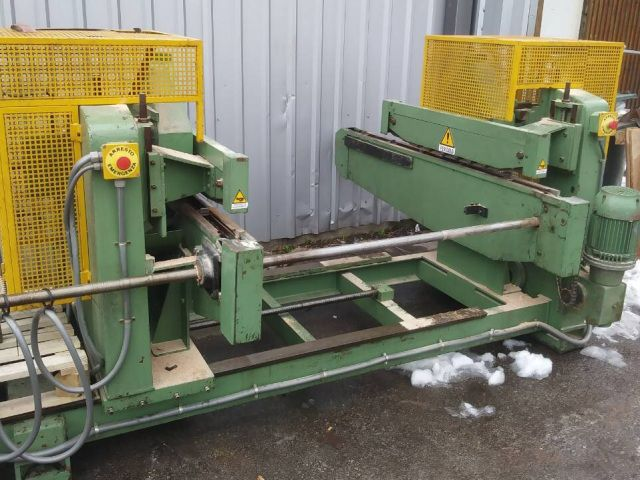 Others DOUBLE TRACKING CUTTING MACHINE