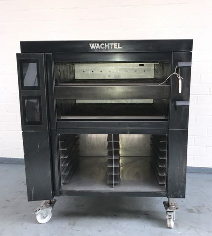 Wachtel Piccolo 1 deck-oven