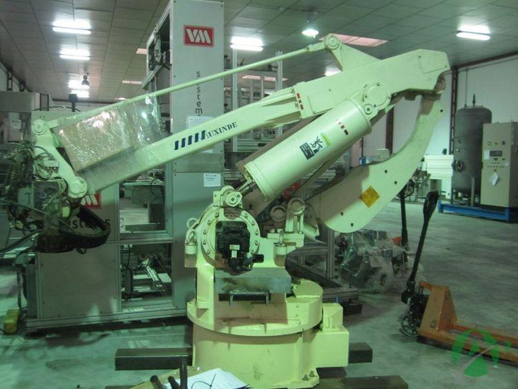 AUXINDE  Robot Paletizador PALLETIZING ROBOT