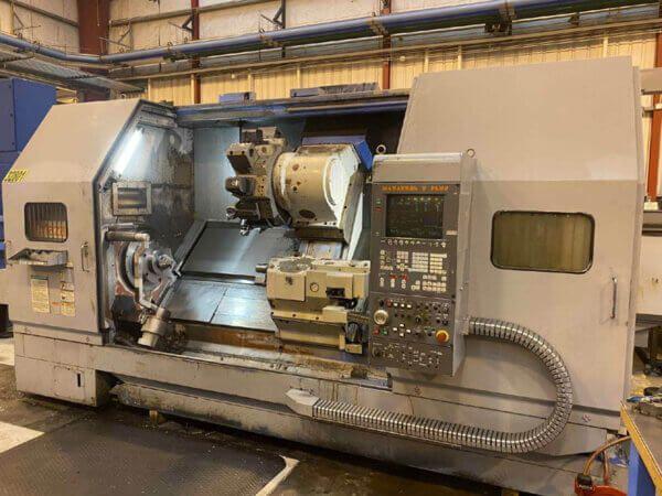 Mazak CNC Controls 1000 rpm Slant Turn 50N 2 Axis