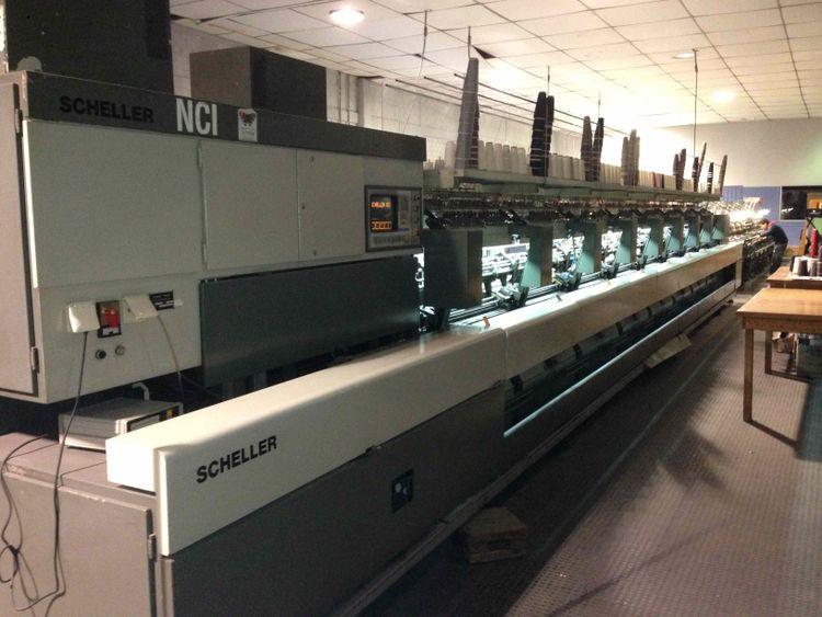 Scheller NCI NCI Scheller Machine