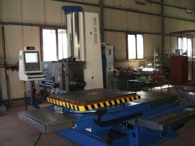 TOS Varnsdorf WH 100 CNC 100 mm 1800 rpm
