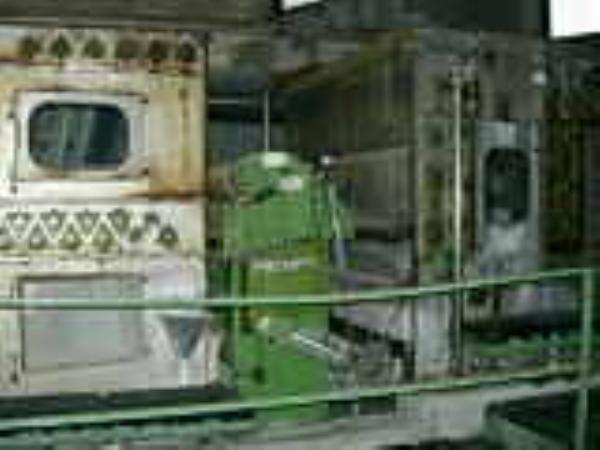 Kusters Open width washing machine
