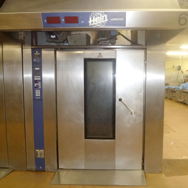 Hein LUXROROR LR 1012 H 60/100 2 RACKS oven