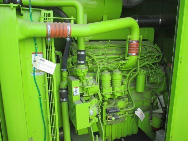 MTU 6R1600G70S 210KW KW 210 kVA 262.5