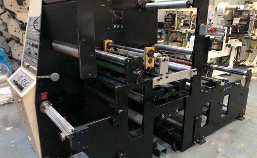 Rotoflex R2000, Slitter rewinder 20-inch