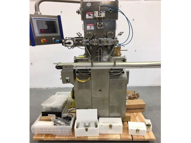 Technophar SGM-1000, TD5 Soft Gel Encapsulation Line