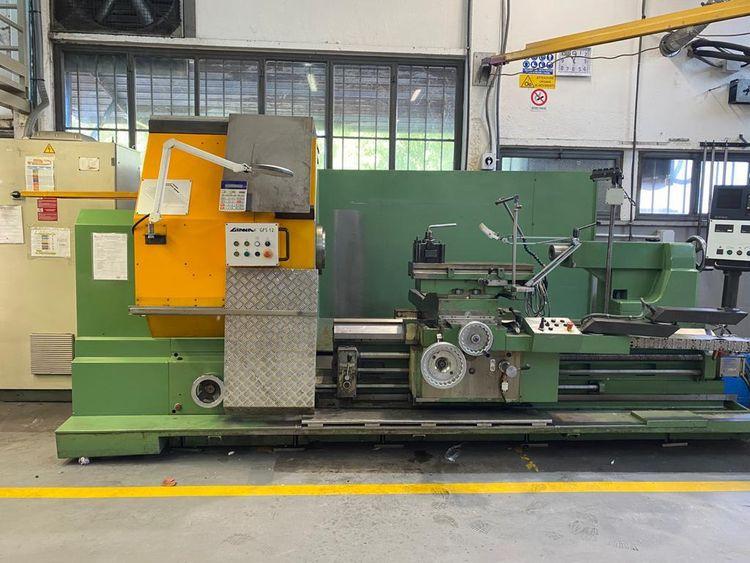 Giana Engine Lathe 1000 rpm GFS 12 CC