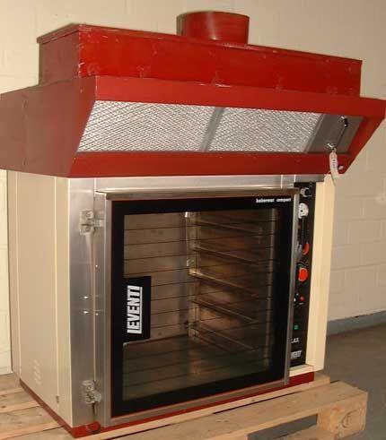 Leventi Compakt Bakermat Oven