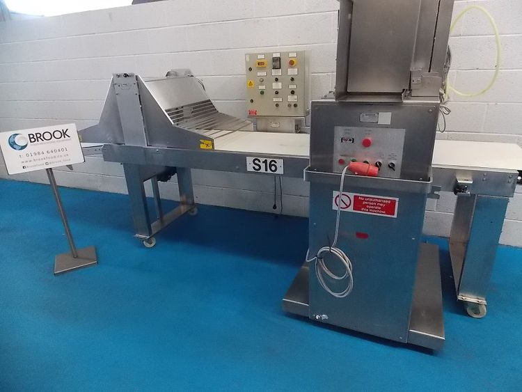 Rondo FAT EXTRUDING LINE, WITH GUILLOTINE