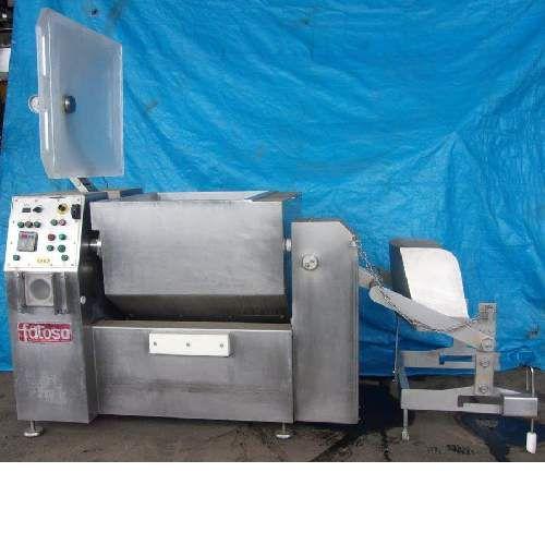 Fatosa AV-300-2 Z-Arm Vacuum Mixer