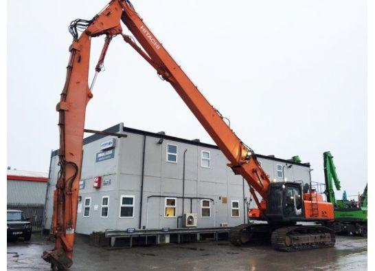 Hitachi ZX470LCH-3 Crawler excavators