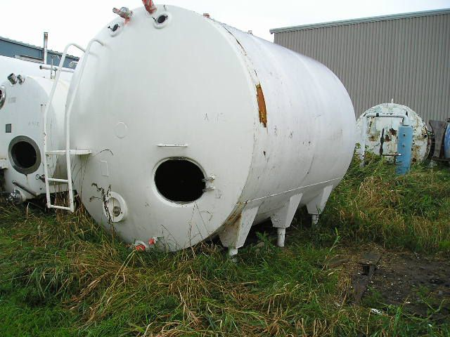 Others 3500 gallons Milk Tank