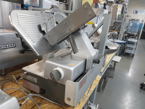 Bizerba SG8D Automatic Meat Slicer
