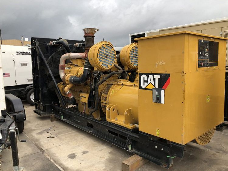Caterpillar C32 Generator Set 1000