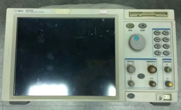 Agilent 16702B Test Equipment