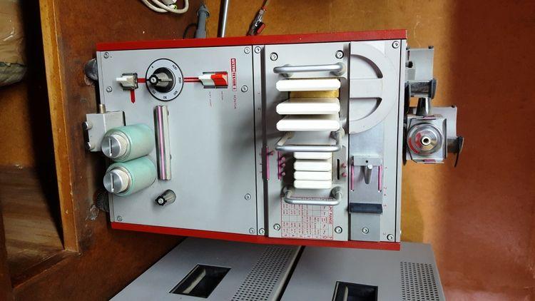 Uster Yarn laboratory