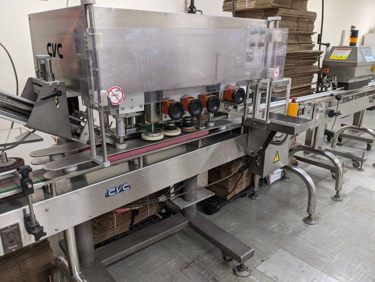 CVC Tablet/Capsule Bottling Line
