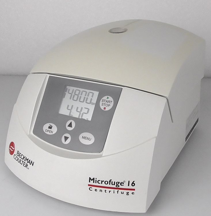Beckman Coulter Microfuge 16