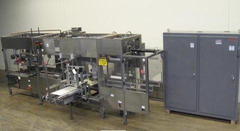 Goodman SLS, Case Packer Robotic