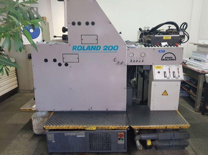 Roland R202 TOB 52 x 72 cm