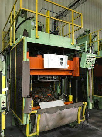 4 Automation Down-Acting Presses