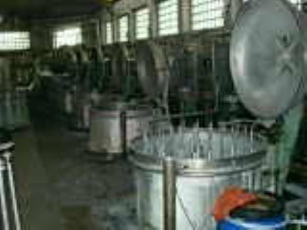 5 Master, Pozzi Bobbins Dyeing Machine